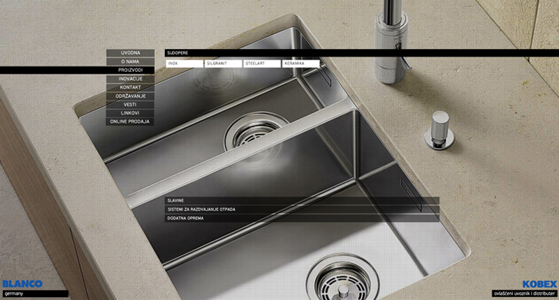 Blanco-high-end-stainless-steel-kitchen-sinks